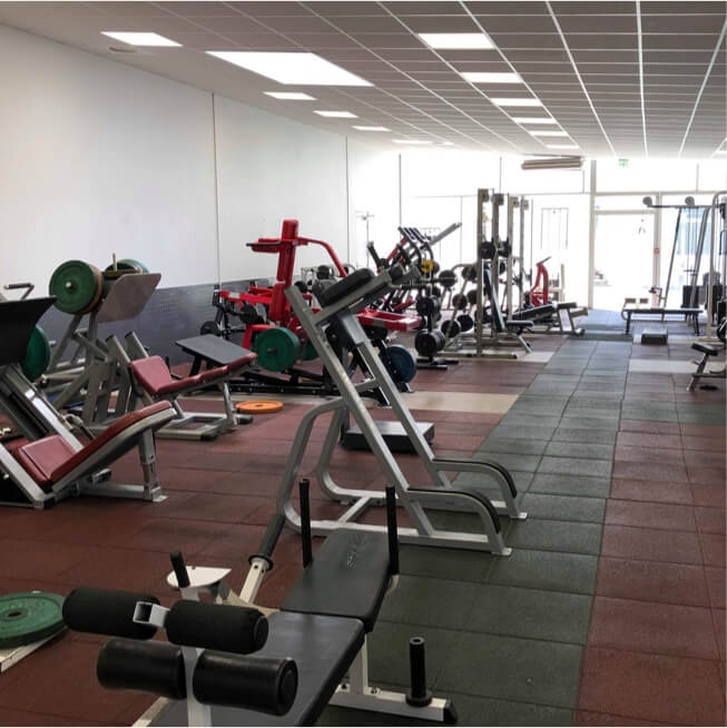 Girondins Fitness - Le club