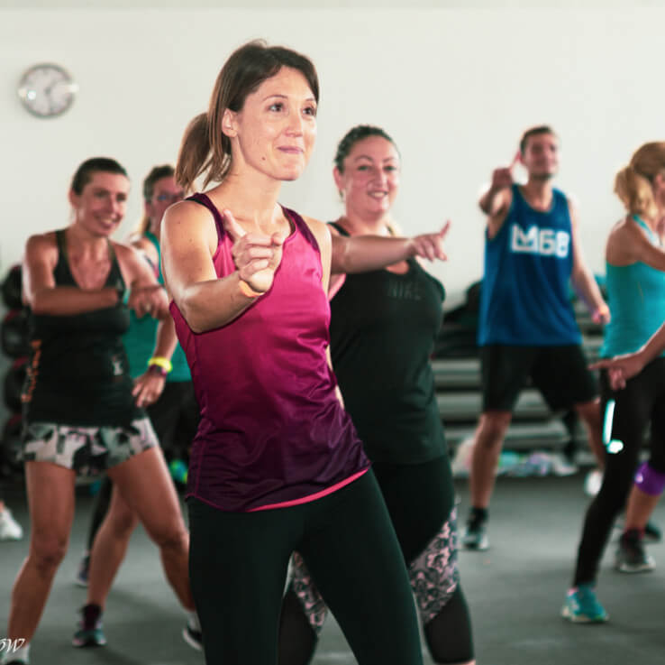 Girondins Fitness - BodyJam