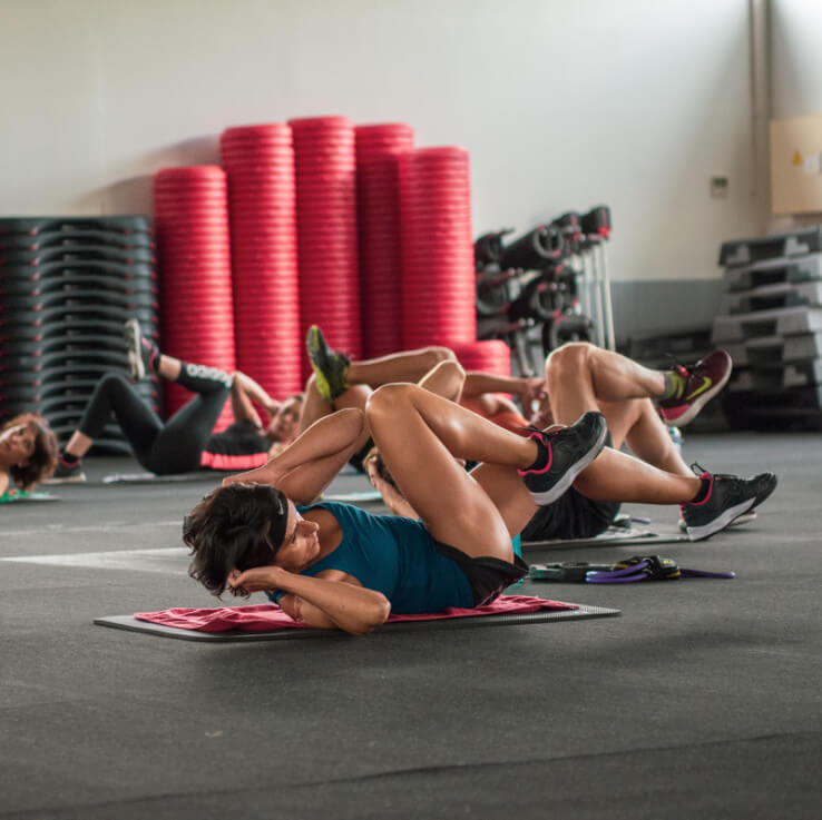 Girondins Fitness - CXWorx