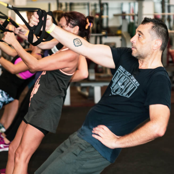 Girondins Fitness - TRX