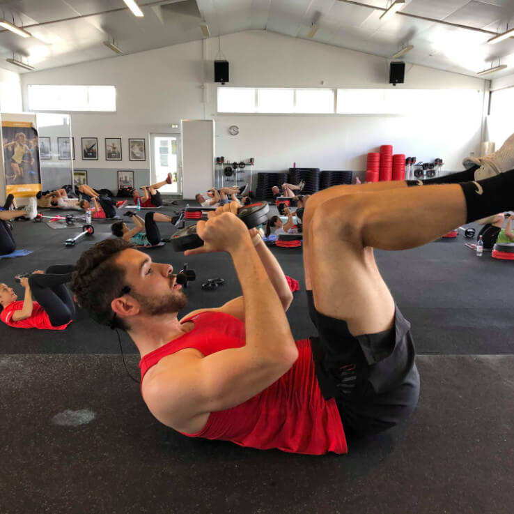 Girondins Fitness - BodyPump